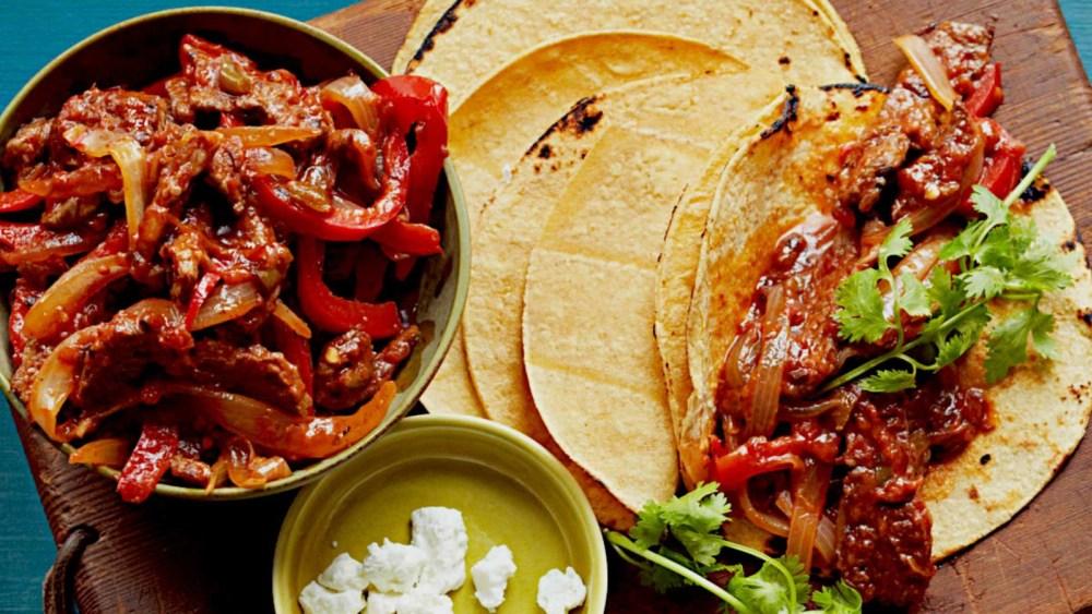 Image ofGhost Pepper Fajitas Recipe | Elijah's Xtreme