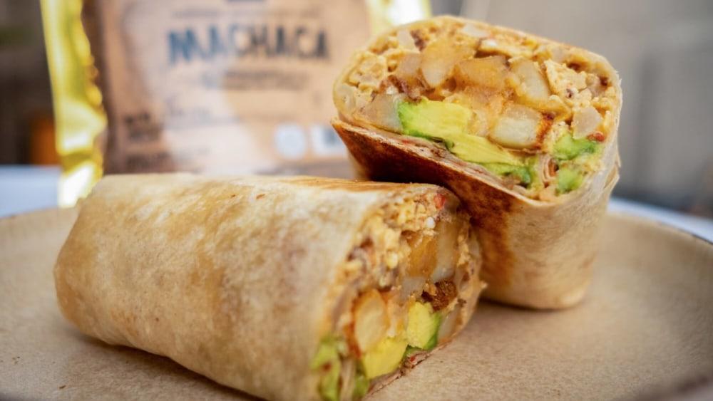Image of Machaca Breakfast Burrito