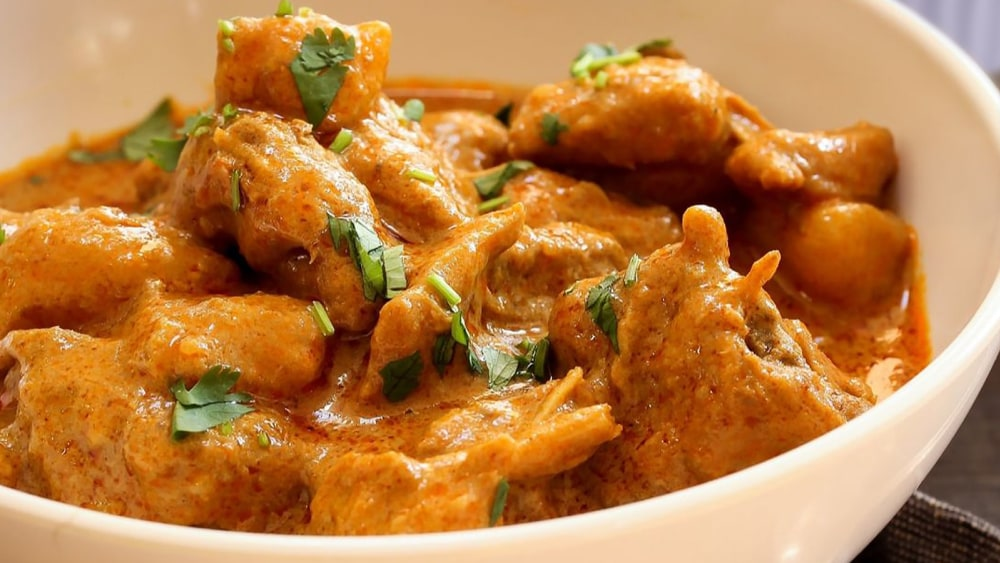 Image of Chicken Curry