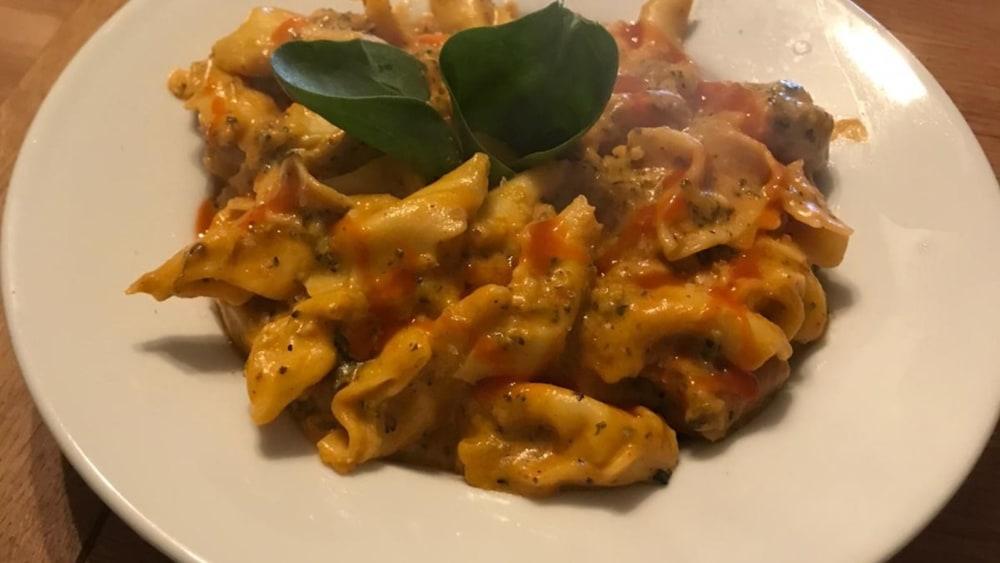 Image of Sausage & Chillililli Tortellini