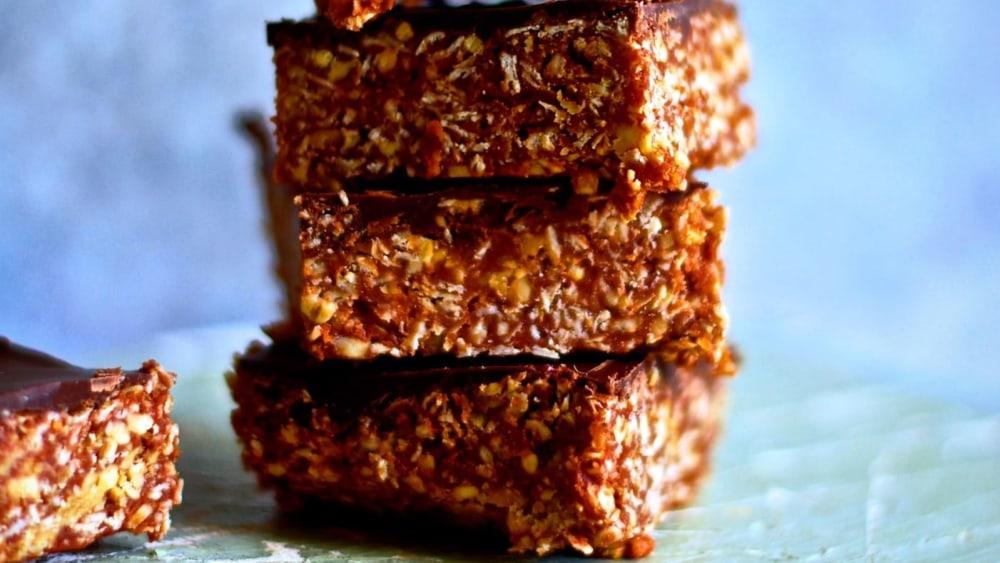 Image of Peanut butter oat bar
