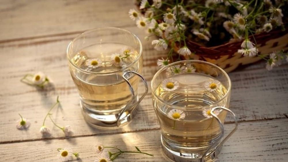 Image of Chamomile Whiskey Honey Cocktail