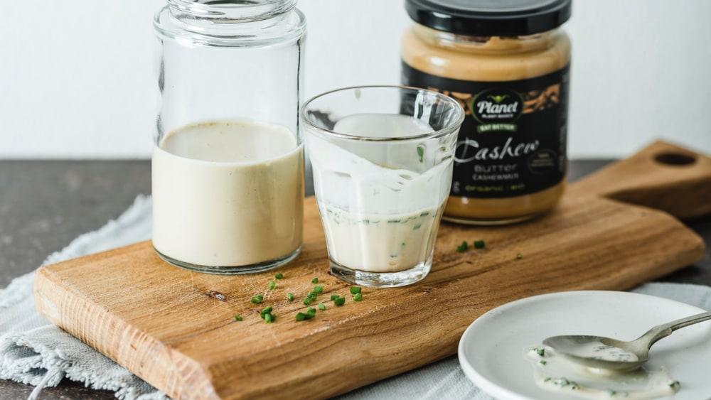 Image of Basic vegan cashew cream
