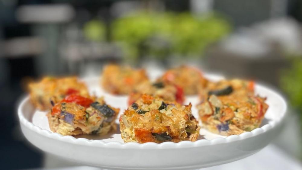 Image of Premier Catch Crustless Tuna Egg Muffins