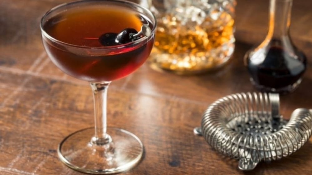 Image of Manhattan Cocktail