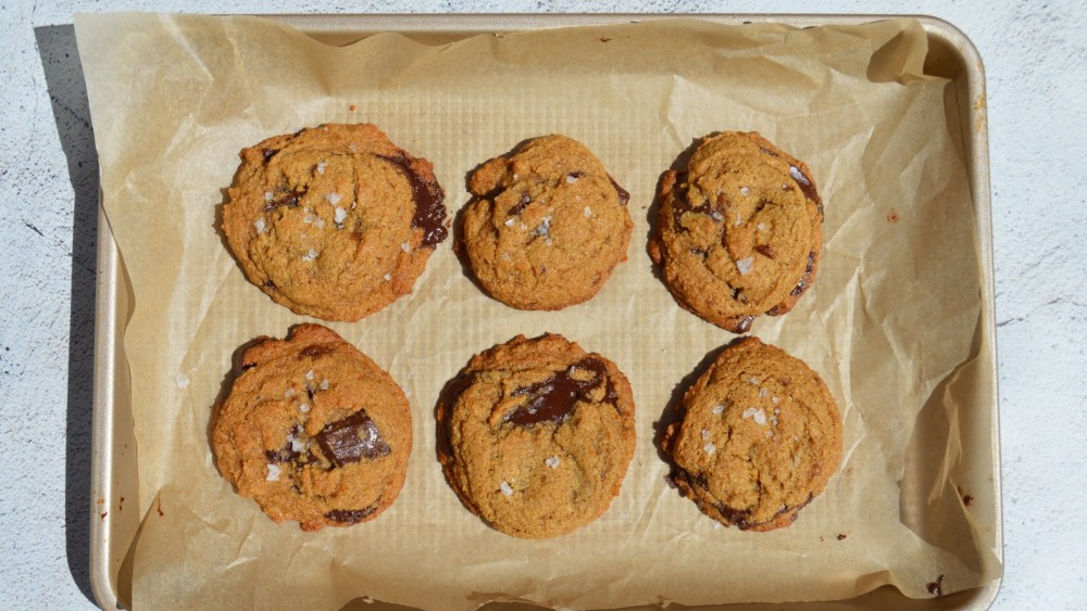 Image of Grain Free Dairy Free Chewy Chocolate Chip Cookies