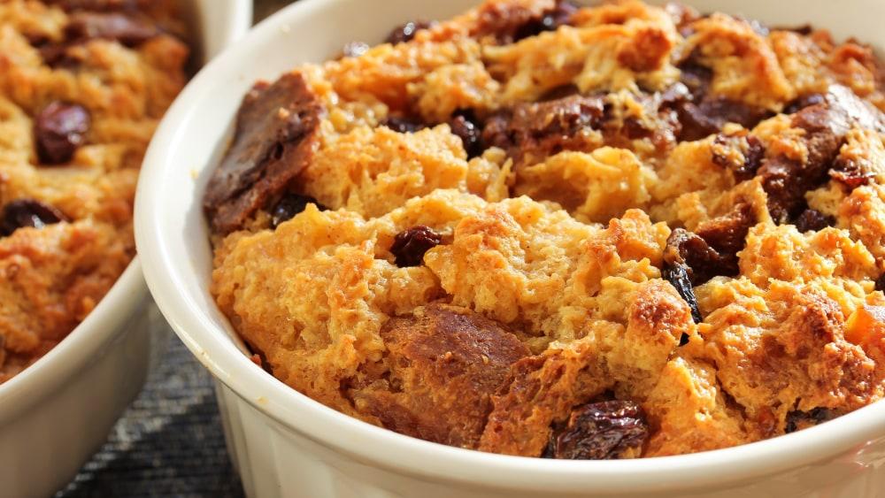 Image of Apple Pie Bread Pudding