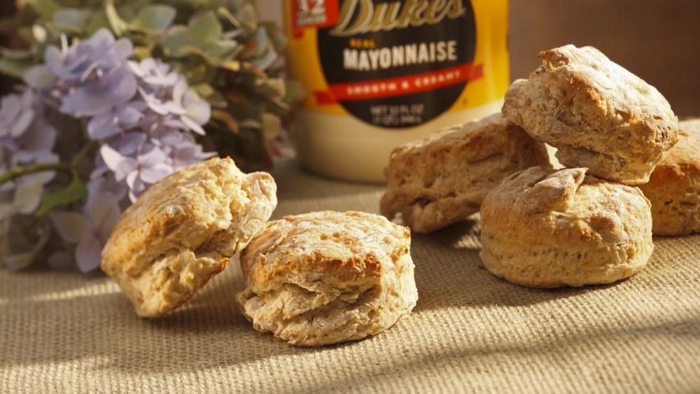 Image of Basic 3 Ingredient Drop Biscuits