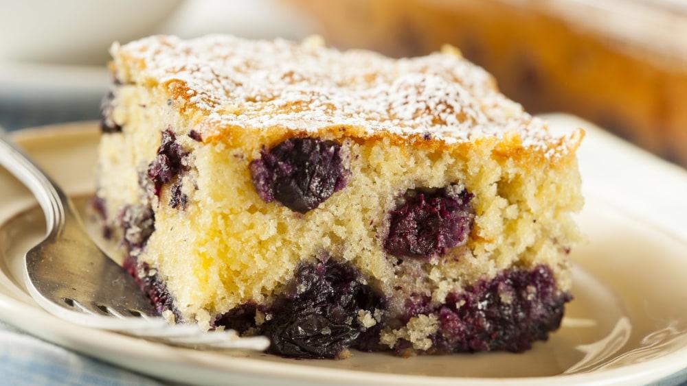 Image of Blueberry Lemon Coffee Cake