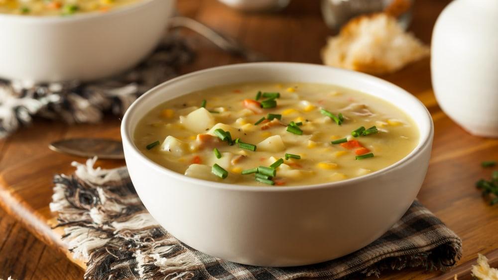 Image of Corn Chowder