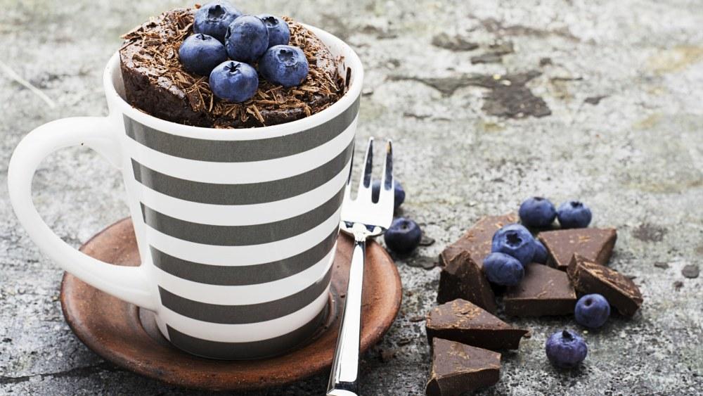 Image of Chocolate Mug Cake