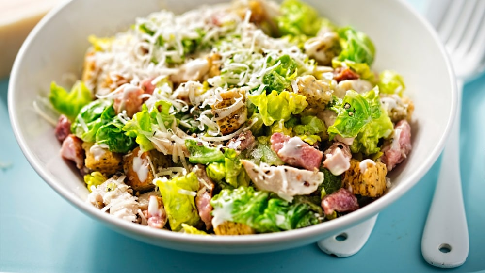 Image of Chopped Chicken Casaer Salad