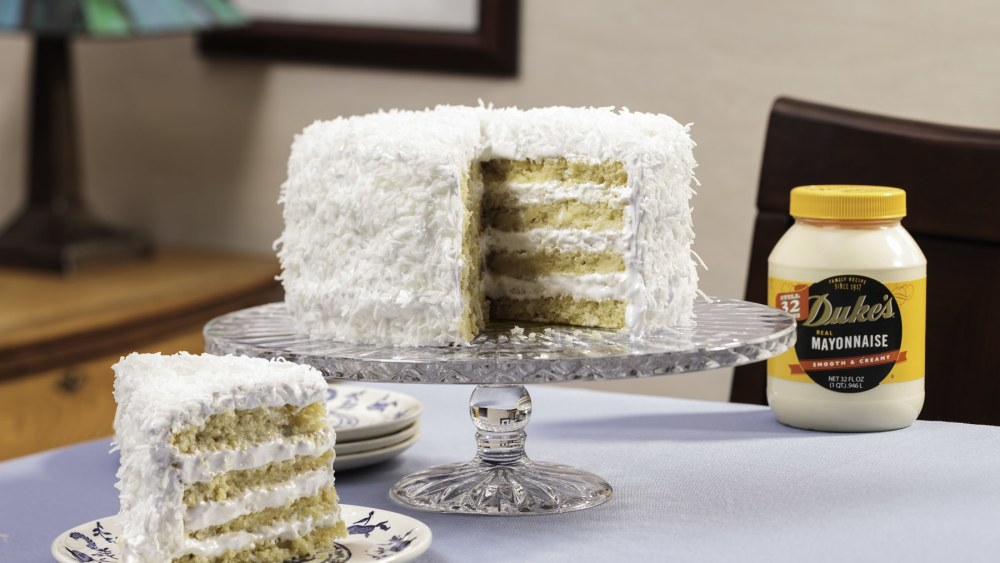 Image of Coconut Cake