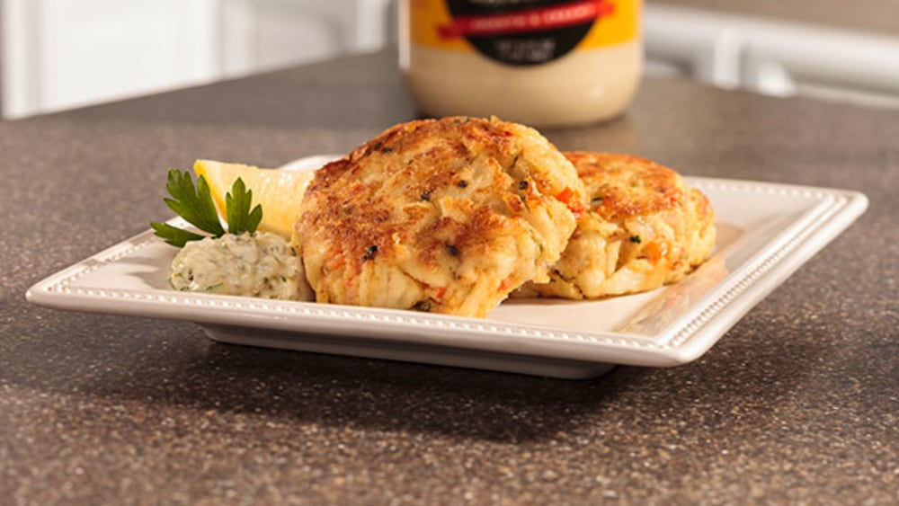 Image of Crab Cakes with Duke's Remoulade Sauce