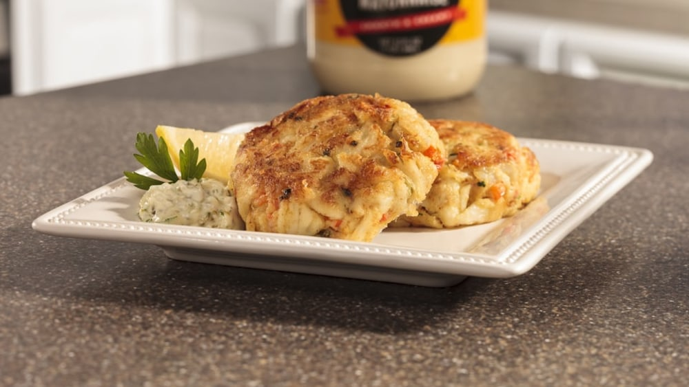 Image of Crab Cakes with Aioli