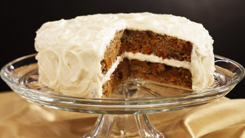 Image of Duke's Carrot Cake with Cream Cheese Frosting