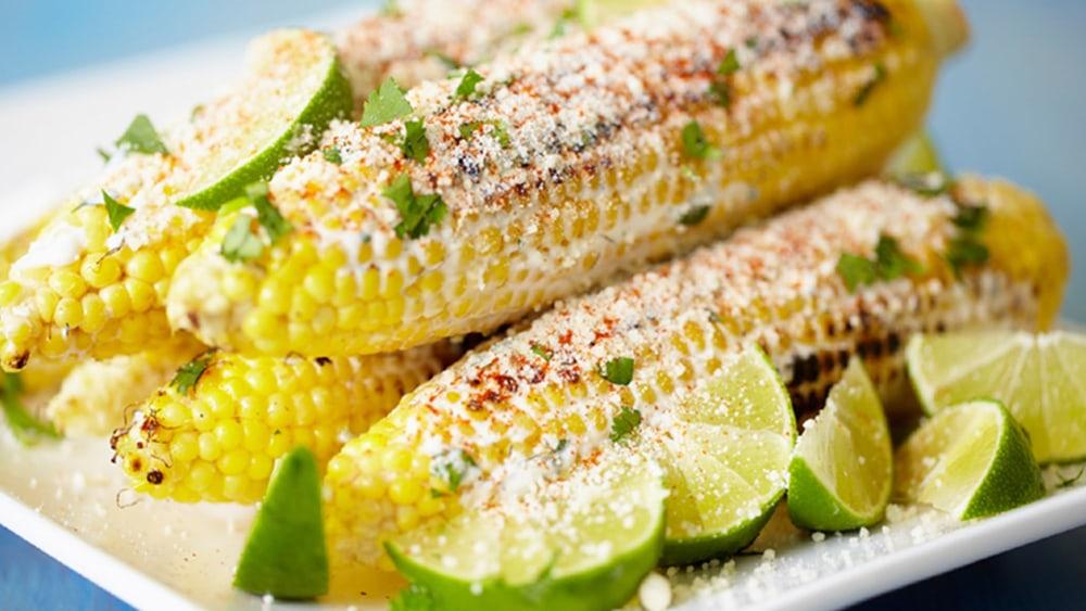 Image of Duke's Cheesy Grilled Corn