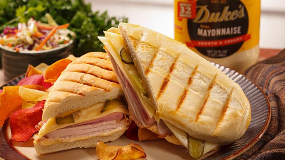 Image of Duke's Cuban Sandwich