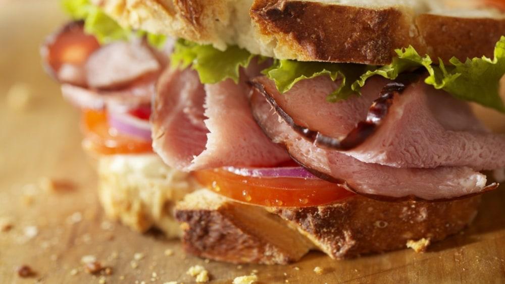Image of Duke's Ham Sandwich