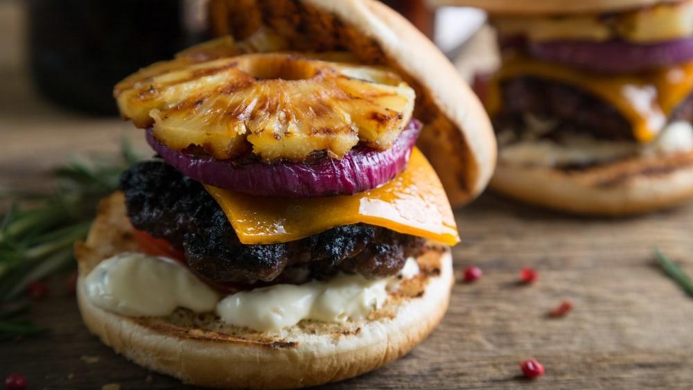 Image of Duke's Pineapple Burger