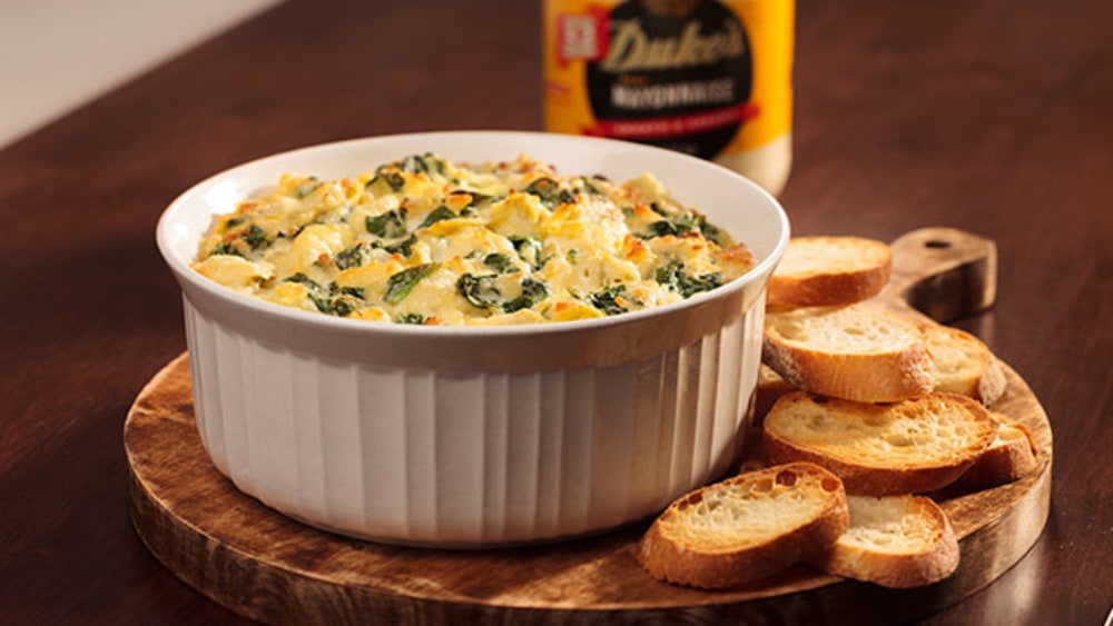 Image of Duke's Spinach and Artichoke Dip
