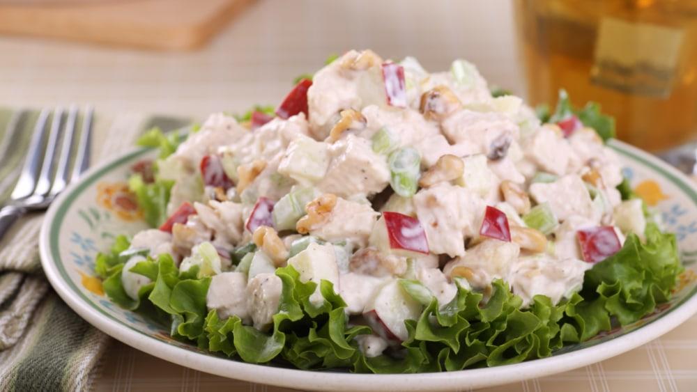 Image of Duke's Turkey-Apple Salad