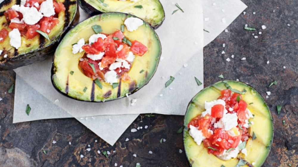 Image of Grilled Avocados