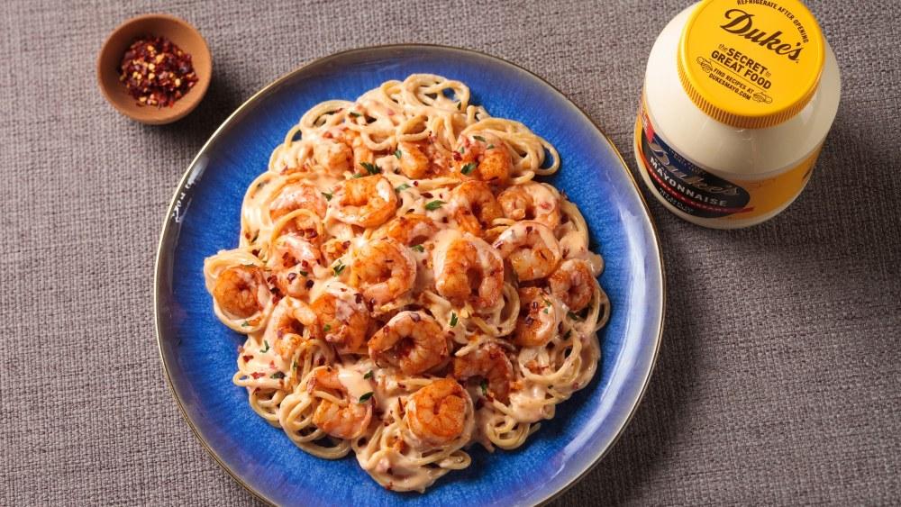Image of Pow Pow Shrimp Pasta