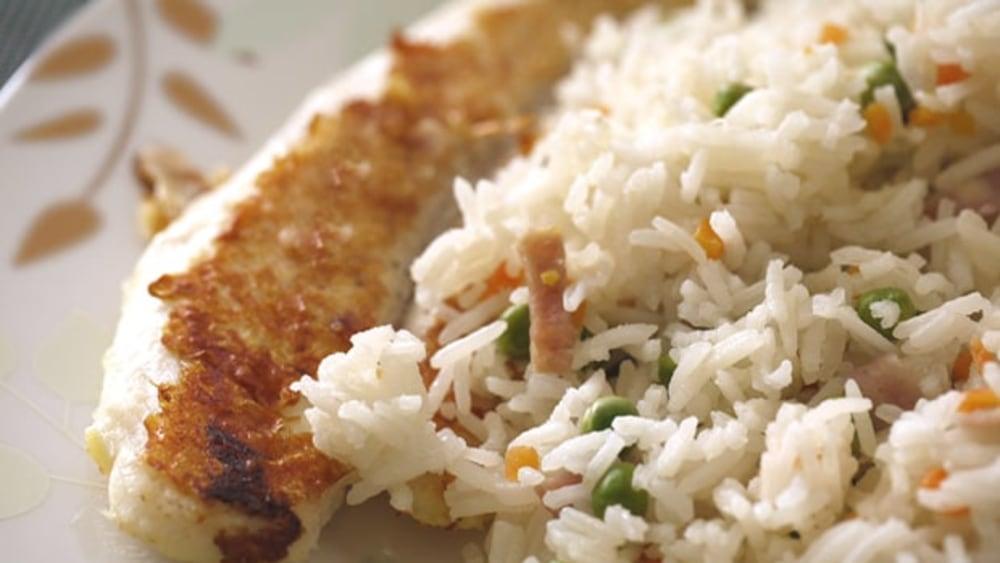 Image of Parmesan Baked Fish