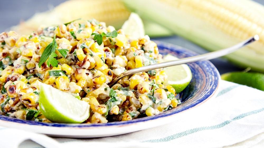 Image of Roasted Corn Salad