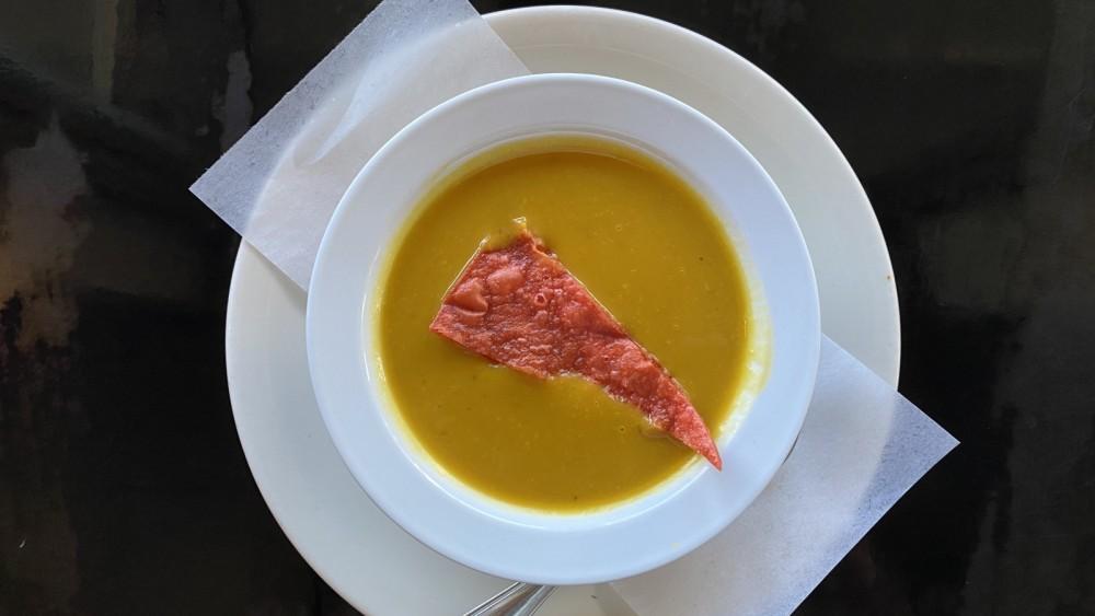 Image of Simple Creamy Pumpkin Bisque