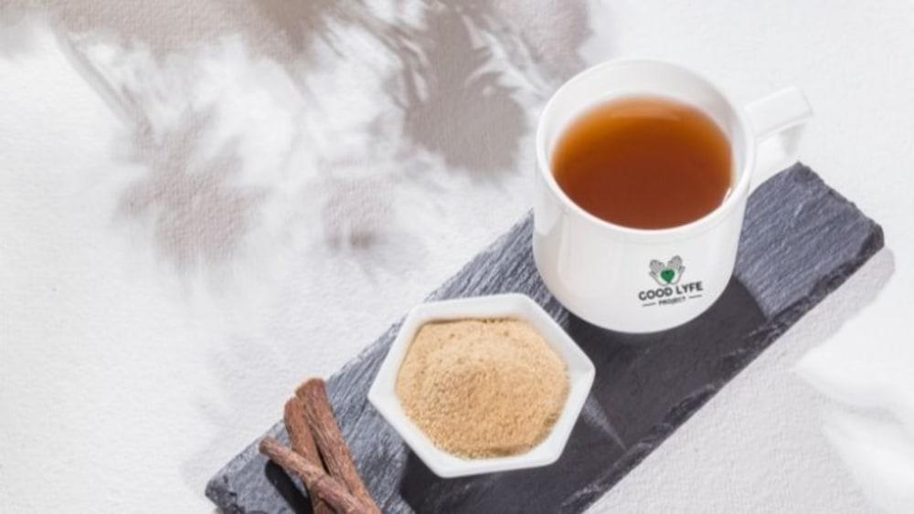 Image of Licorice-Triphala Herbal Chai Recipe