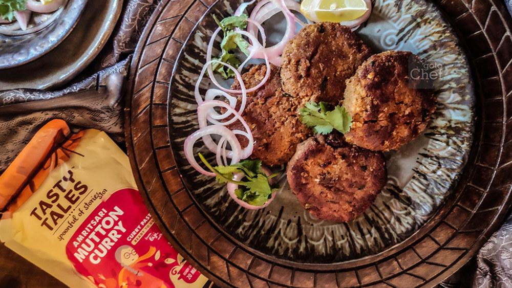 Image of Soya Galouti Kebab Recipe