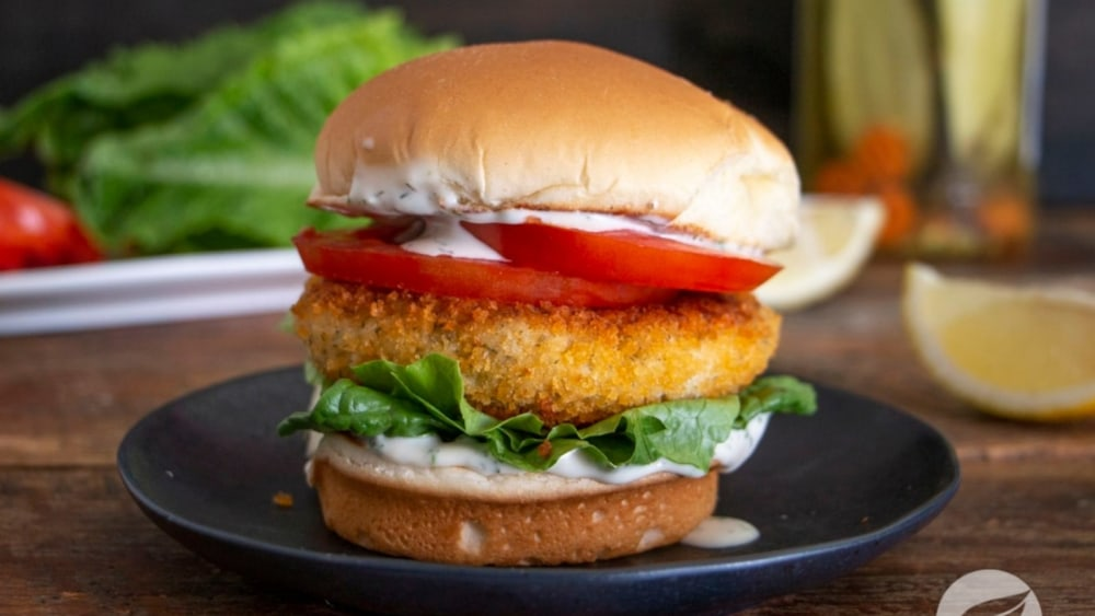 Image of Faux Fish Sandwiches
