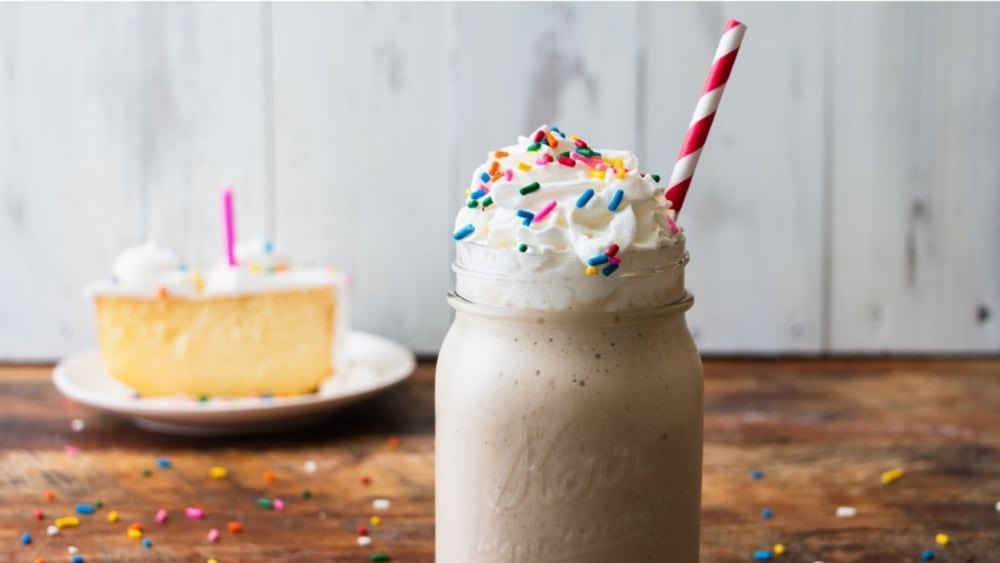 Image of Birthday Cake Smoothie