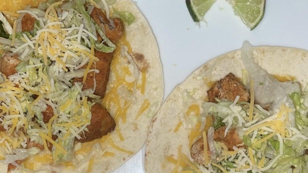 Image of Air Fried Catfish Tacos