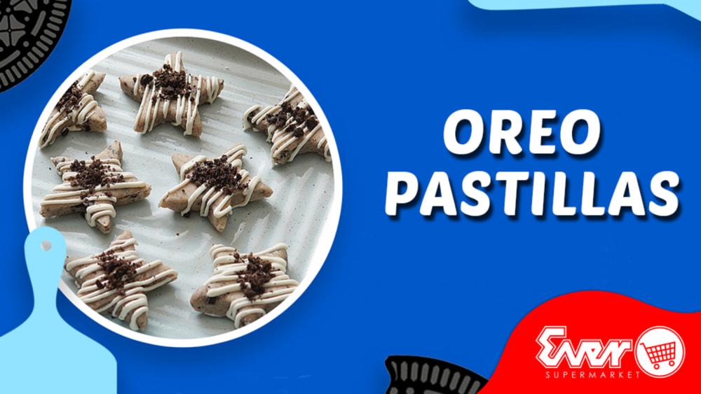 Image of OREO PASTILLAS