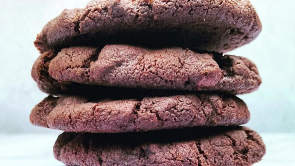 Image of Double Chocolate Cookie Dough