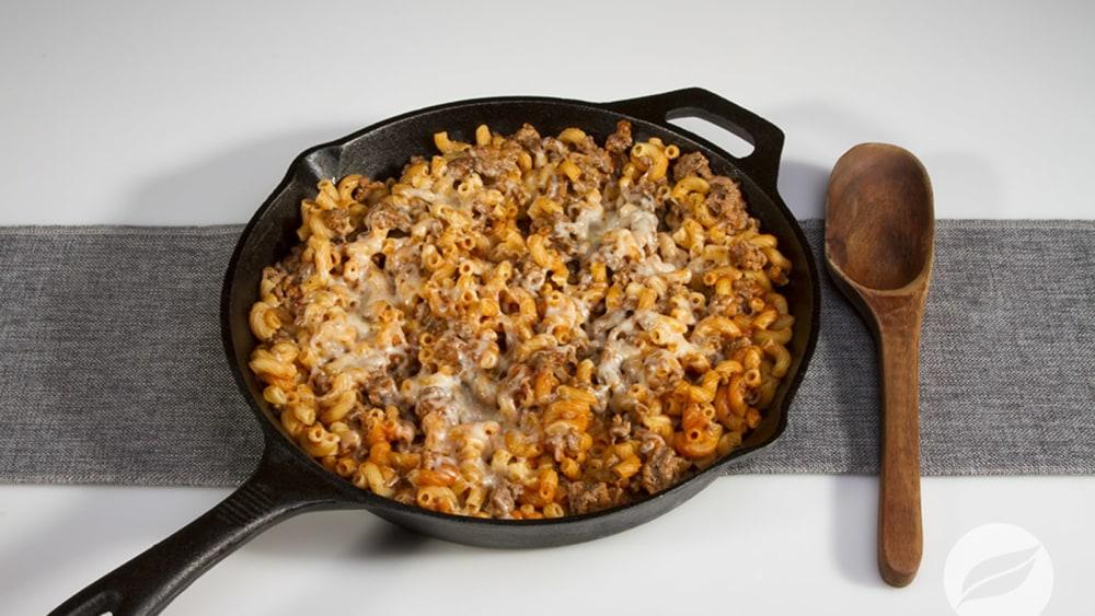Image of Lasagna Skillet Meal