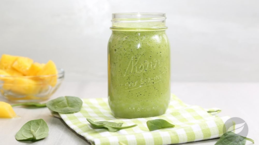 Image of Tropical Green Smoothie