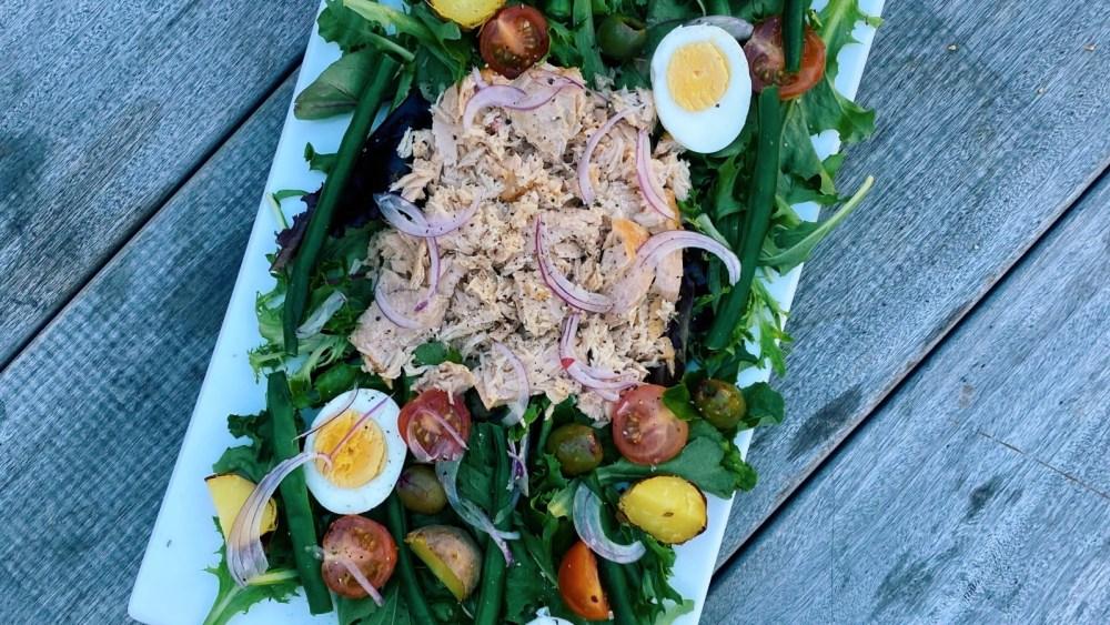 Image of Tuna Nicoise Salad
