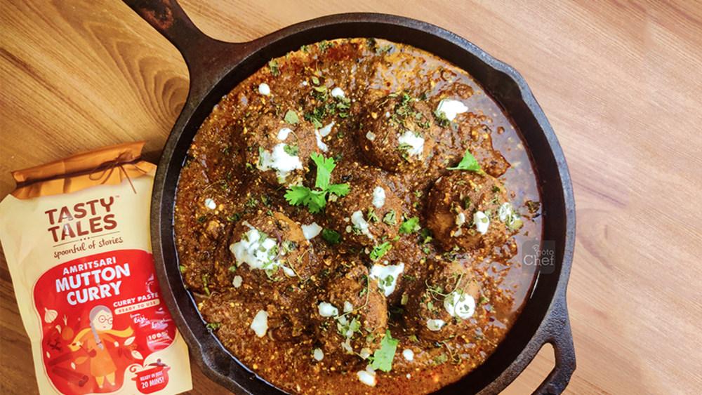 Image of Amritsari Paneer Kofta Recipe