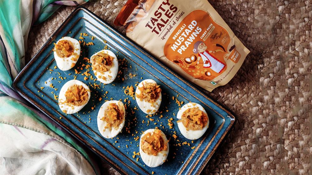 Image of Deviled Eggs Recipe