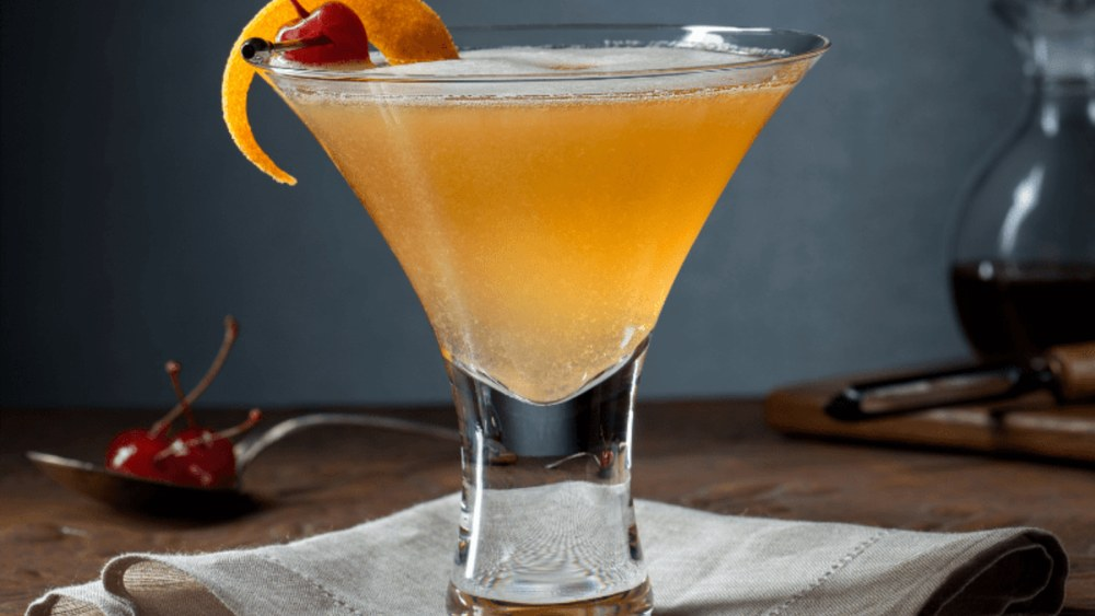 Image of Peach Whiskey Sour