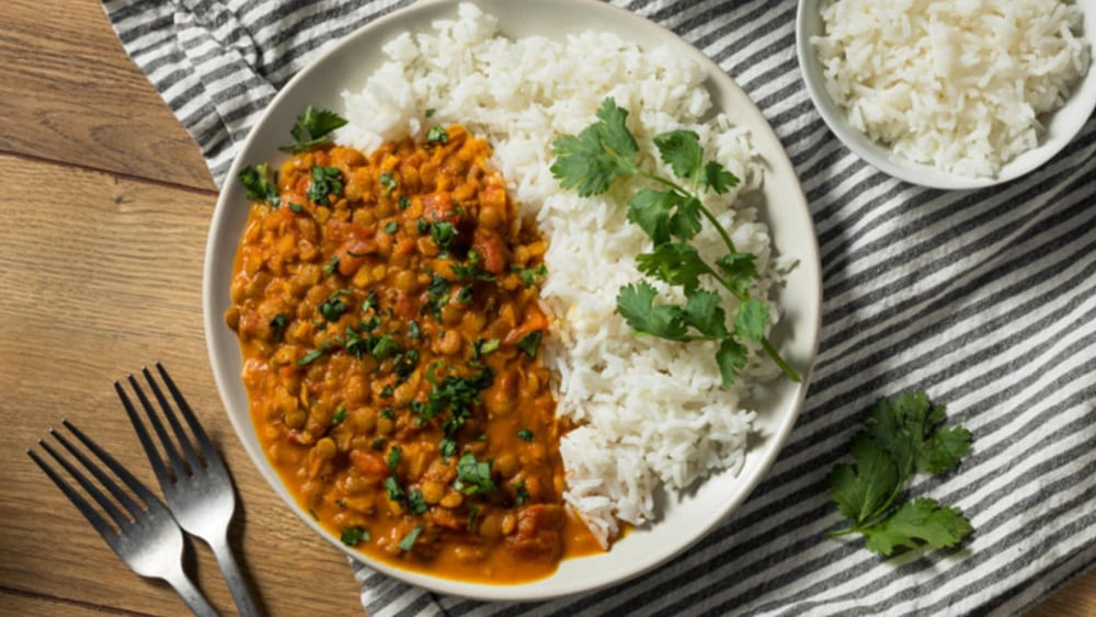 Image of Legumbres con Curry