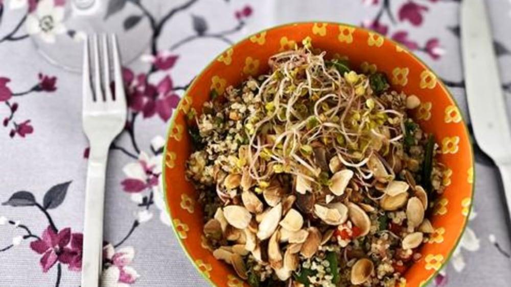 Image of RICA! Ensalada de Quinoa 3 Colores