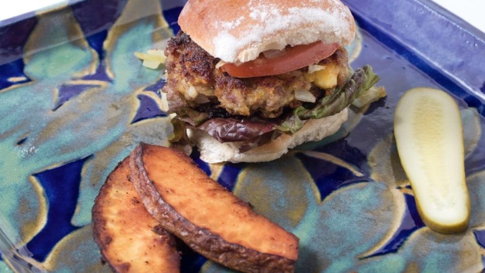 Image of ʻUlu Veggie Burger