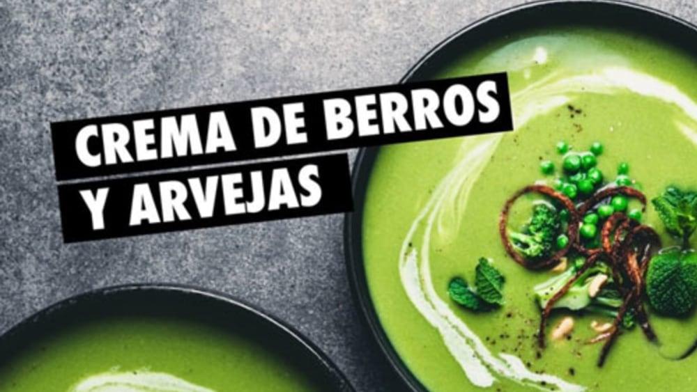 Image of Crema de Berros y Arvejas