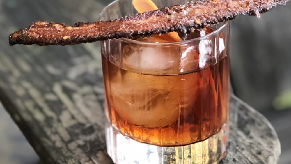 Image of The Baconer Maple Old Fashioned