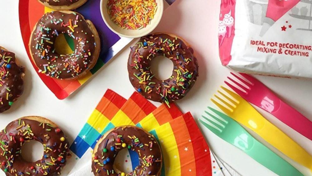 Image of Chocolate Doughnuts